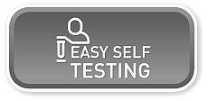 easy self testing