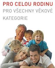 CRP test pro celou rodinu.
